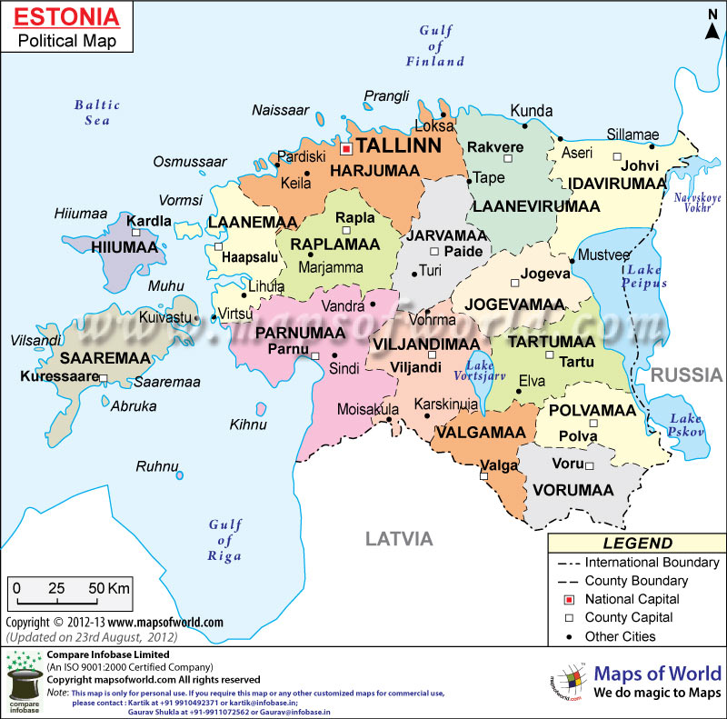 estonia map 1